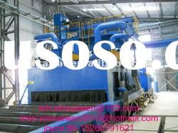 Q69 steel plate surface cleaning machinery