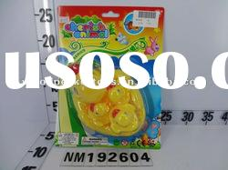 RUBBER DUCK VINYL$SOFT PLASTIC DUCK TOY/ BABY BATH TOY