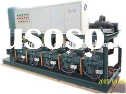 Refrigeration parallel unit with bitzer compressor