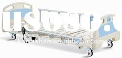 Reliable three function supper low electric hospital bed KS-888