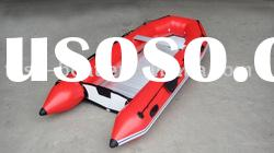 Sell 4.25 meter outboard motor engine inflatable boat