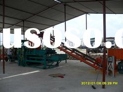 Simple Hydraulic/Manual QT4-15 Cement Block/Brick Making Machine,Block Moulding Machine in Kenya