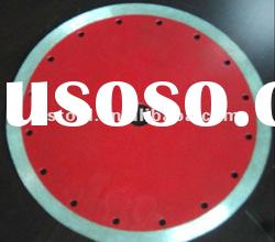 Sintered Continuous Rim Diamond Saw Blade for Cutting Stone,Granite,Concrete,Ceramic etc
