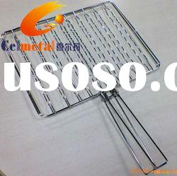 Square Barbecue Grill Net/BBQ Grill Netting /fish barbecue grill netting