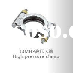 Stainless steel sanitary clamp sanitary pipe fittings