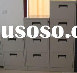 Steel Vertical Filing Cabinet with 2-5 Drawers