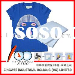 T-shirt heat transfer paper for light fabric