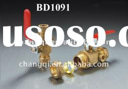 Three Way Brass Ball Valve(3-Way)