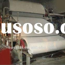 Tissue Paper Machine/ toilet paper making machine for Paper Mill