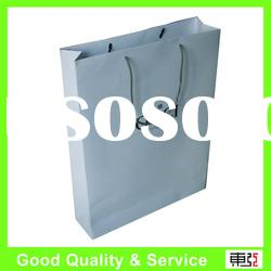 Top quality art paper bag for shopping use