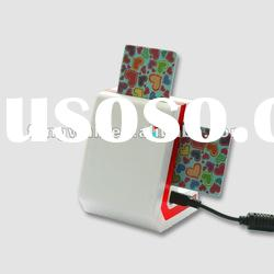 USB Smart Card Reader Writer with Multi Slots