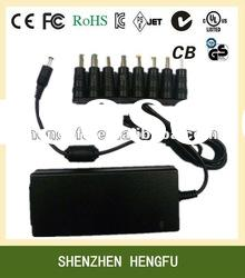 Universal 72W 16V 4.5A AC DC Laptop Adapter