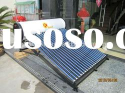 Vacuum tube Solar water heater system parts