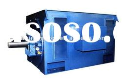 Y series(H355-H800) High voltage ac induction asynchronous squirrel cage motor electric