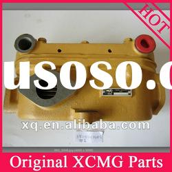 Yuchai Engine YC6105 Spare Parts Oil Radiator for XCMG SDLG Heavy Machinery