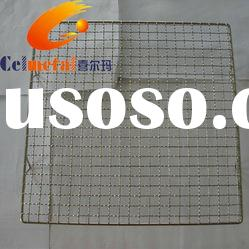 barbecue grill wire mesh/BBQ Grill Netting /fish barbecue grill netting