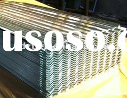 corrugated iron sheet galvanized steel corrugated roofing sheet