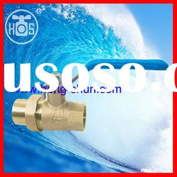 forged brass pipe union ball valve