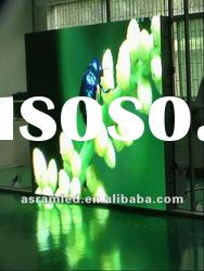 good effect visual indoor full color led tv wall screen display P7.625