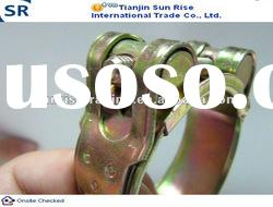 heavy duty stainless steel tube pipe clamp