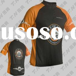 high quality custom sublimation cycling jersey