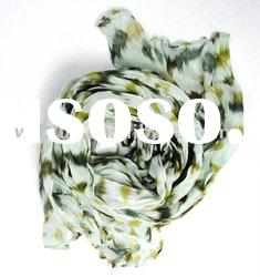ladies lace scarves, silk chiffon scarves, long chiffion scarf