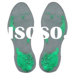 liquid insole-TPU glycerine fluorescent powder-massage insole