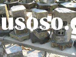 low price and new style for basalt Stone Lanterns