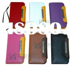 luxury wallet leather case for Samsung galaxy s3