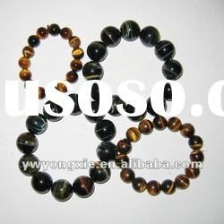 natural stone fashion jewelry chains