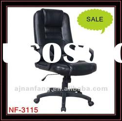 new design office chair, pu leather chair, office chair, manager chair, pu with mesh chair