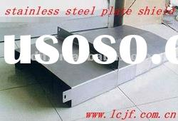 newly type stainless steel plate for machine guide shield