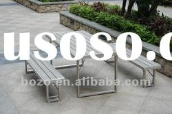 polywood dining room bench furniture