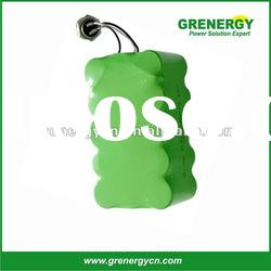 rechargeable OEM NI-MH SC 15S1P 18V 2800mah battery pack