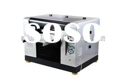 small inkjet flatbed printer A3 size for promotion