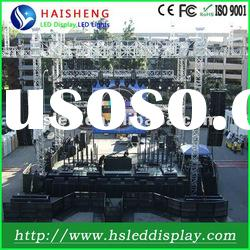 smd and dip full color p10 outdoor led display