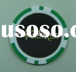 sticker poker chips| casino poker chips| new design poker chip| logo chip