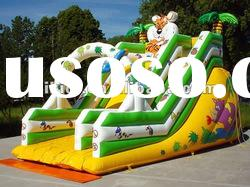 used inflatable water slide for sale B4034