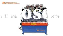 wood cnc router BD1313 with four spindle