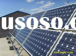 1000w poly effective Solar panel systems