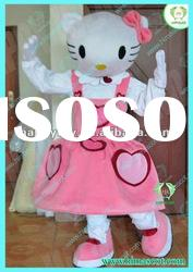 149USD hello kitty adult mascot costumes