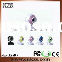 1.3MP usb webcam driver free KZS105 webcam