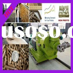 2012 ISO9001:2000 Approved Rice Husk Pellet Press Machine for Sale