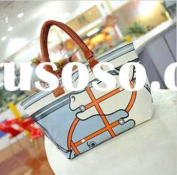 2012 NEW ! fashion lady bag korea handbag horse bag( S661)