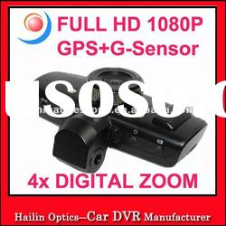 2012 New Arrival Car DVR Recorder DVR with GPS Logger and G-SENSOR GS1000