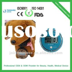 2012 New Design ! Fashionable 3D Pedometer For Dogs