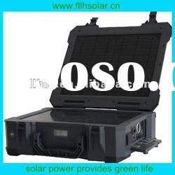 2012 New Design Portable Solar Charger Mobile Phone 20W