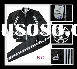 2012 fashion Excellent Sports Suit men's track suit