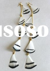 2012 fashion jewelry earrings drop earring
