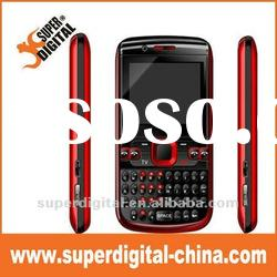 2012 hot-selling and cheap 4 sim card mobile phone F52